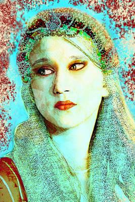 Juliet Poster by Leticia Rivera-Uttich