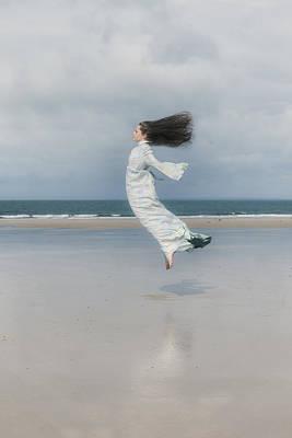 Jump Poster by Joana Kruse