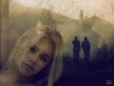 Just Shadows Poster by Gun Legler