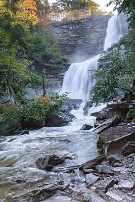 Kaaterskill Falls Poster by Bill Wakeley