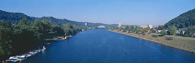 Kanawha River, Charleston, West Virginia Poster by Panoramic Images