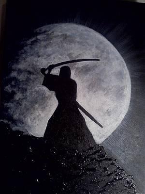 Kendo Sensei Poster by Dr B Lynn Tillman