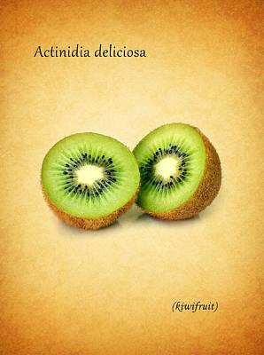 Kiwifruit Poster by Mark Rogan