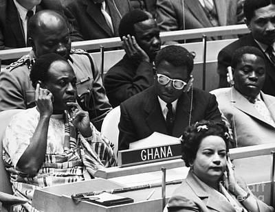 Kwame Nkrumah Poster by Granger