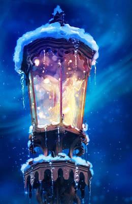La Lumiere Poster by Aimee Stewart