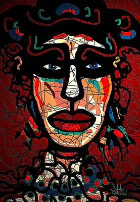 La Matadora Poster by Natalie Holland