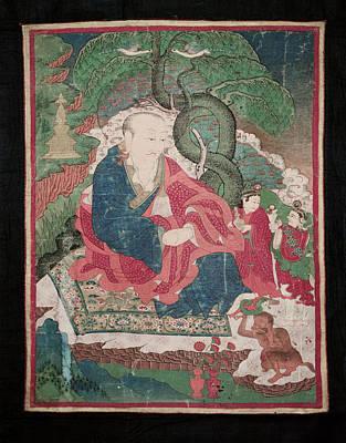 Ladakh, India Pre-17th Century Poster by Jaina Mishra