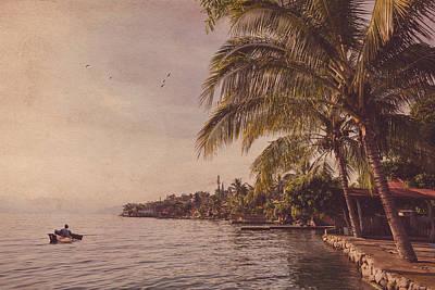 Lake Toba Poster by Ronnie  Chan