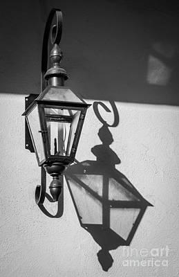 Lantern Reflection Poster by Inge Johnsson