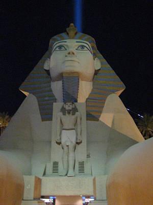 Las Vegas - Luxor Casino - 12121 Poster by DC Photographer
