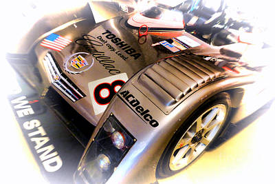 Le Mans 2001 Cadillac Northstar Lmp 900 Poster by Olivier Le Queinec