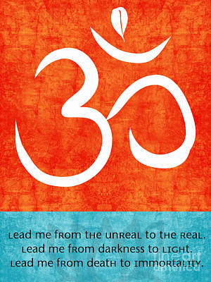 Lead Me Poster by Linda Woods
