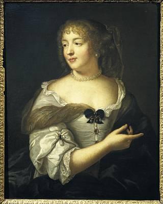 Lefebvre, Claude 1632-1675. Marie De Poster by Everett