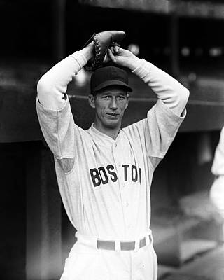 Lefty Grove Looking Forward At Camera Poster by Retro Images Archive