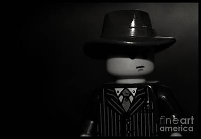 Lego Film Noir II Poster by Cinema Photography