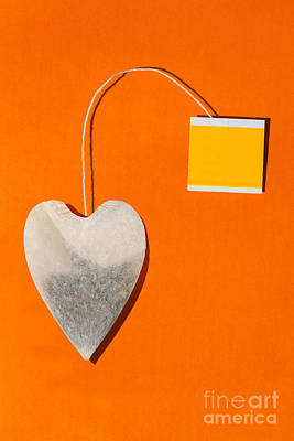 Lemon Tea Love With Strings Attached Poster by Jorgo Photography - Wall Art Gallery