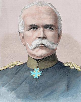 Leo Von Caprivi (caprivi Georg Leo Graf Poster by Prisma Archivo