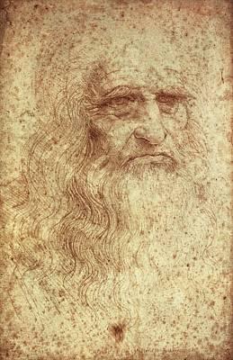 Leonardo Da Vinci 1452-1519 Poster by Everett