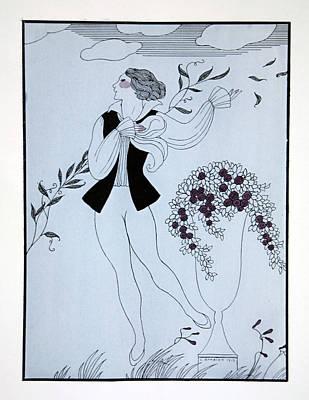 Les Sylphides Poster by Georges Barbier