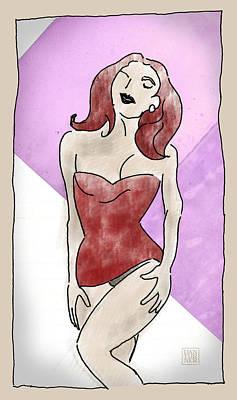 Leslie Poster by Dan Turner