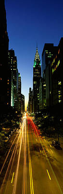 Lexington Avenue, Cityscape, Nyc, New Poster by Panoramic Images