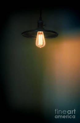 Light Fixture Poster by Jill Battaglia