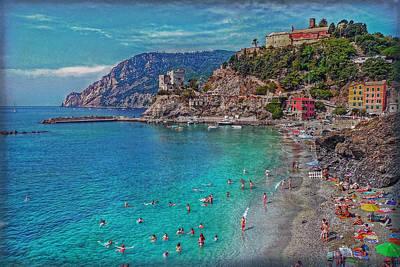 Liguria Poster by Hanny Heim