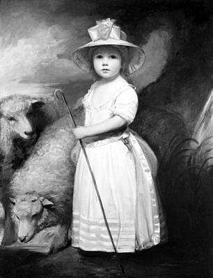 Little Bo Peep Poster by Granger