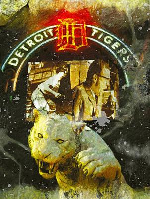 Logo Poster by John Farr