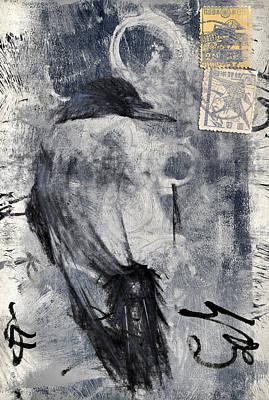 Looking Eastward Poster by Carol Leigh