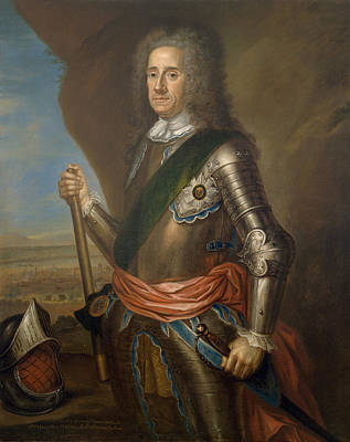 Lord George Hamilton Earl Of Orkney Poster by Martin Maingaud
