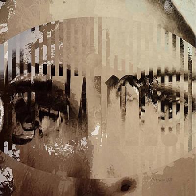 Lost Poster by Patricia Januszkiewicz