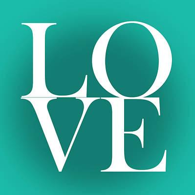 Love 4 Poster by Mark Ashkenazi