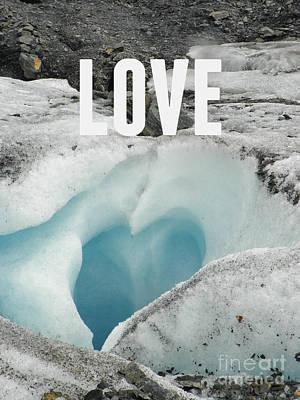 Love Poster by Jennifer Kimberly