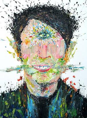 Love Me Do Poster by Fabrizio Cassetta