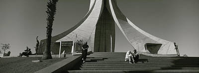 Low Angle View Of A Monument, Martyrs Poster by Panoramic Images
