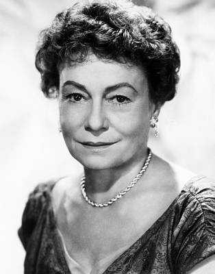 Lucy Gallant, Thelma Ritter, 1955 Poster by Everett