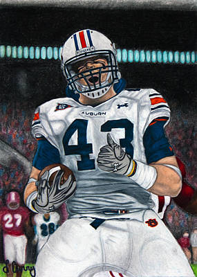Lutzie Poster by Lance Curry