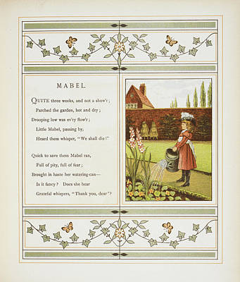 Mabel Poster by British Library
