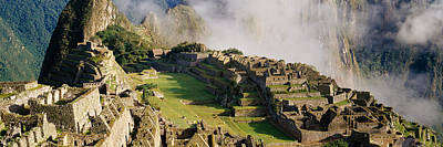 Machu Picchu, Peru Poster by Panoramic Images