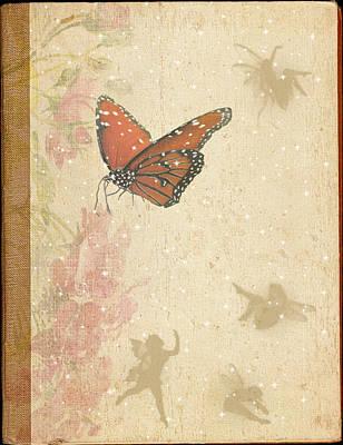 Magical Garden Poster by Rosalie Scanlon