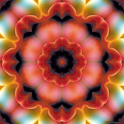 Mandala 91 Poster by Terry Reynoldson