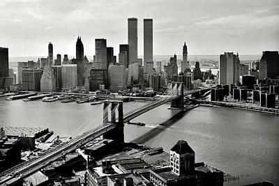 Manhattan 1978 Poster by Benjamin Yeager