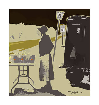 Maple Syrup For Sale Poster by Bob Salo