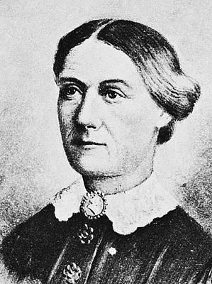 Margaret Taylor (1788-1852) Poster by Granger