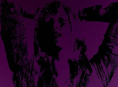 Maria Sharapova Feeling It Poster by Brian Reaves