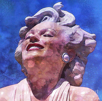 Marilyn 46 Poster by Tammera Malicki-Wong