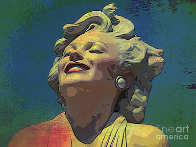 Marilyn 51 Poster by Tammera Malicki-Wong