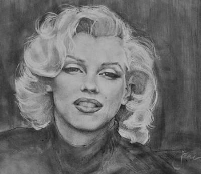 Marilyn Monroe Poster by Jani Freimann
