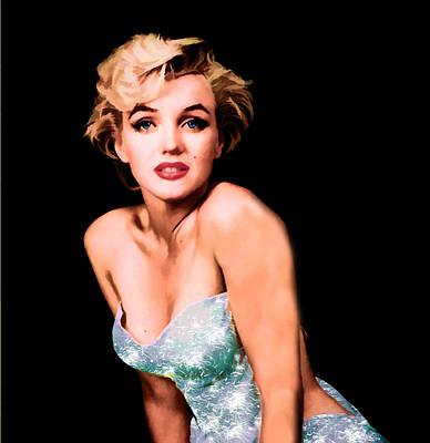 Marilyn Monroe-norma Jean Poster by EricaMaxine  Price
